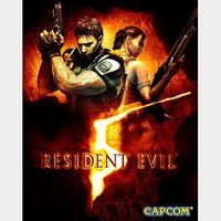 Resident Evil 5 GLOBAL Steam Key