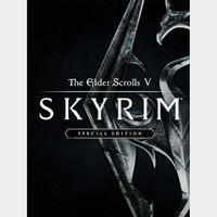 The Elder Scrolls V: Skyrim Special Edition Steam Global CD Key