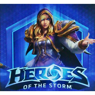 Heroes of the Storm - HERO JAINA