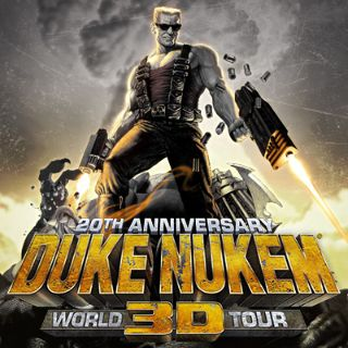 Duke Nukem 3D: 20th Anniversary World Tour GLOBAL Steam Key