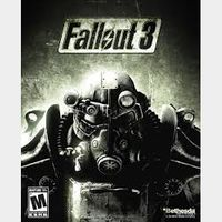 Fallout 3 Steam Global CD Key