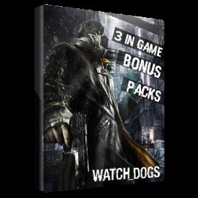 Watch Dogs - Bonus Packs Key Uplay GLOBAL