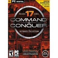 Command & Conquer The Ultimate Collection Origin CD Key