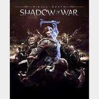 Middle-Earth: Shadow of War GLOBAL Steam Key