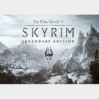 The Elder Scrolls V: Skyrim Legendary Edition Steam Global CD Key