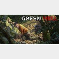 Green Hell GLOBAL Steam Key