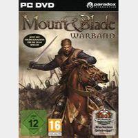 Mount & Blade: Warband GLOBAL Steam Key
