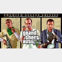 Grand Theft Auto V: Premium Online Edition Rockstar CD Key