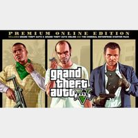 Grand Theft Auto V: Premium Online Edition Rockstar CD Key