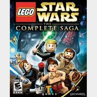 LEGO Star Wars: The Complete Saga Steam Global CD Key