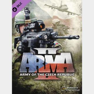 Arma 2: Army of the Czech Republic DLC Steam Key GLOBAL