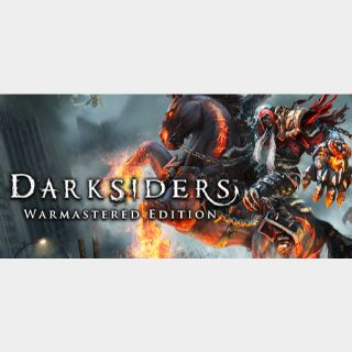Darksiders Warmastered Edition Steam GLOBAL CD Key