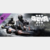 Arma 3 - Karts DLC Steam Global CD Key