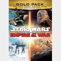 Star Wars Empire at War: Gold Pack Global Steam CD Key