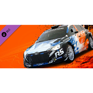DiRT 4 Hyundai R5 Rally Car DLC Key Steam GLOBAL