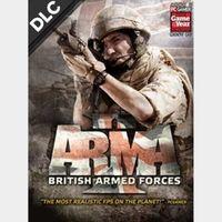 Arma 2: British Armed Forces DLC Steam Key GLOBAL