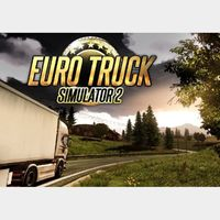 Euro Truck Simulator 2 Steam Global CD Key