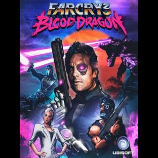 Far Cry 3 Blood Dragon Uplay GLOBAL Key