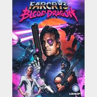Far Cry 3 Blood Dragon Uplay GLOBAL Key