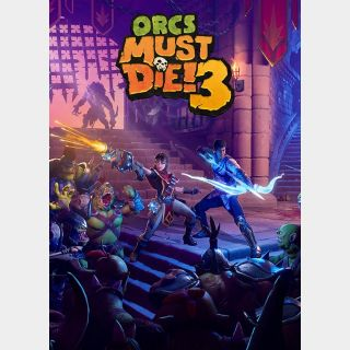 Orcs Must Die! 3 GLOBAL Steam Key