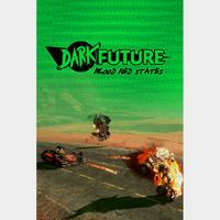 Dark Future: Blood Red States Steam Key Global - AUTO DELIVERY!
