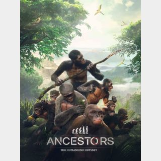 Ancestors: The Humankind Odyssey - Steam Key (Check listings for regions) - AUTO DELIVERY!