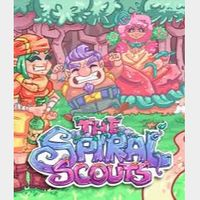 The Spiral Scouts Steam Key GLOBAL - AUTO DELIVERY!