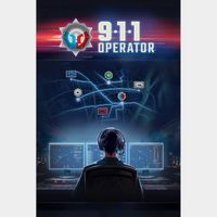 911 Operator Steam Key GLOBAL - AUTO DELIVERY!