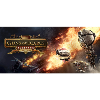 Guns of Icarus Alliance Collector's Edition {INSTANT}