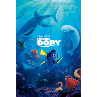 Finding Dory Disney HDX GP Only