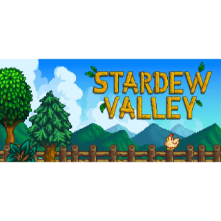 (Auto Delivery) Steam - Stardew Valley