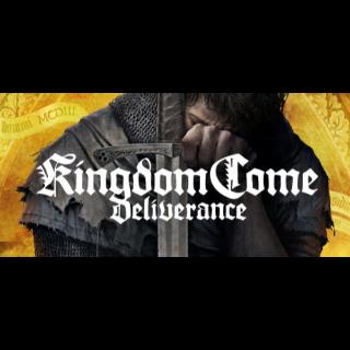 (Auto Delivery) Steam - Kingdom Come: Deliverance