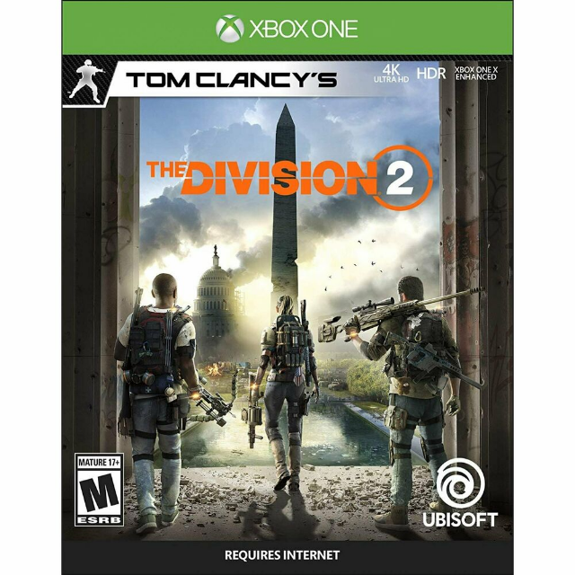 Tom Clancy's The Division 2 XBOX ONE EDITION *CHEAP*
