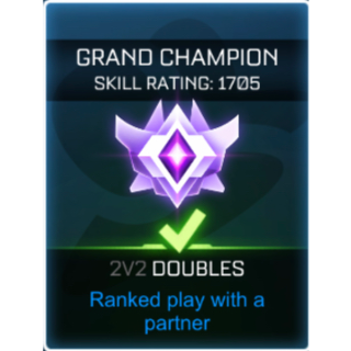 I will play for any amount of time with you in Rocket League Comp. Grand ChampionTOP100