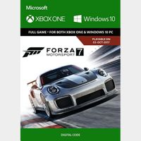 Forza Motorsport 7 Xbox One *20% OFF!* *CHEAP*