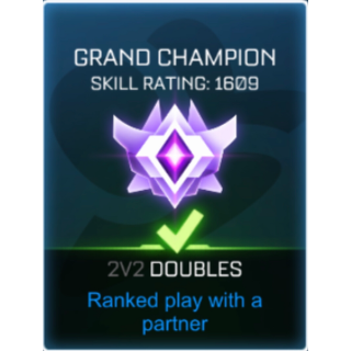 I will get on your account and get to any rank you want in Rocket League. IM GC. TOP100