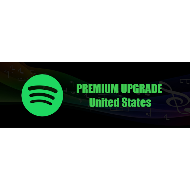 Spotify Premium 3 Months Upgrade Key [US] - Other Gift