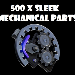 Sleek Mechanical Parts   500x