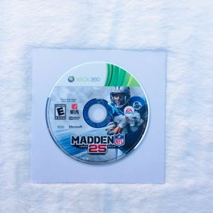 Madden NFL 25 2014 Xbox 360 Kinect