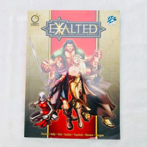 Exalted Comic Series 2007 TPB #1