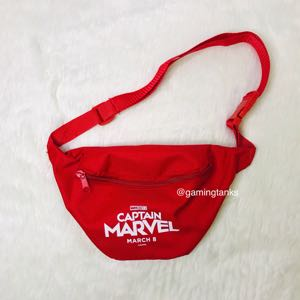 Exclusive 2019 Captain Marvel Fanny Pack