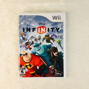 Wii Disney Infinity Complete Video Game
