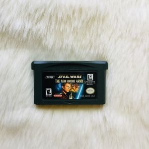 Star Wars The New Droid Army For GameBoy