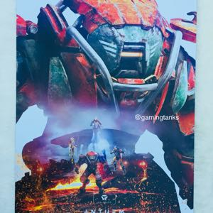 """Anthem Colossus Limited Edition Poster 24""""x18"""""""
