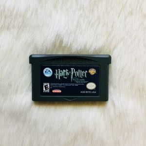 Harry Potter Gameboy Nintendo Game