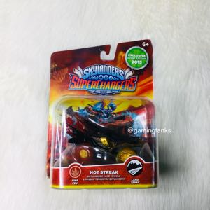 E3 Exclusive Skylanders Super Chargers Hot streak event edition