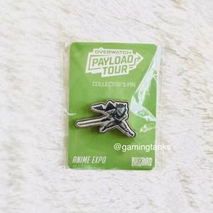 AX Overwatch Collectible Genji Pin