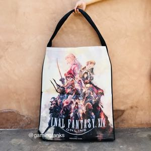 E3 2018 Final Fantasy XIV Giant Tote