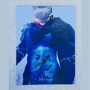 """Anthem Storm Limited Edition Poster 24""""x18"""""""