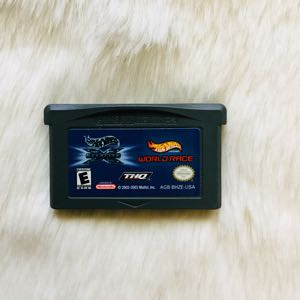 2 in 1 Hot Wheels Gameboy Advance Game